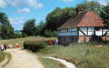 Photo of Weald & Downland Open Air Museum